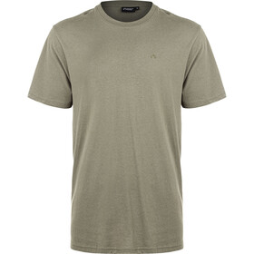 North Bend Garfield Short Sleeve Tee Men, deep lichen green